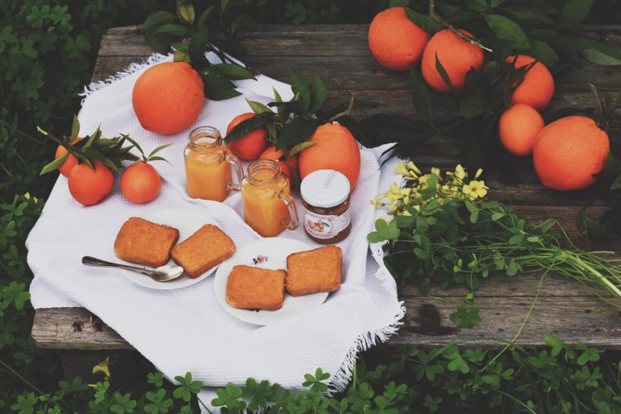 Una Colazione Ricca di Vitamina C